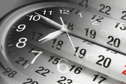 Calendario del contribuyente en 2015