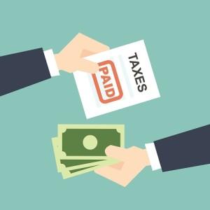 diferencia entre tasas e impuestos