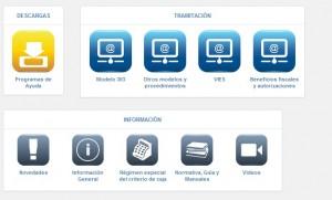 Trámite para presentar la autoliquidación de IVA online con el Pin 24 Horas
