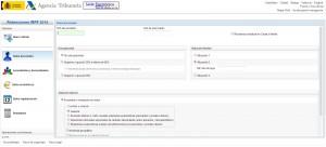 programa retenciones hacienda 2014 datos personales