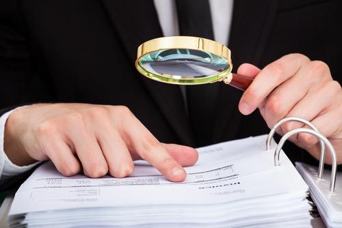 Inspeccion fiscal: el procedimiento de verificación de datos
