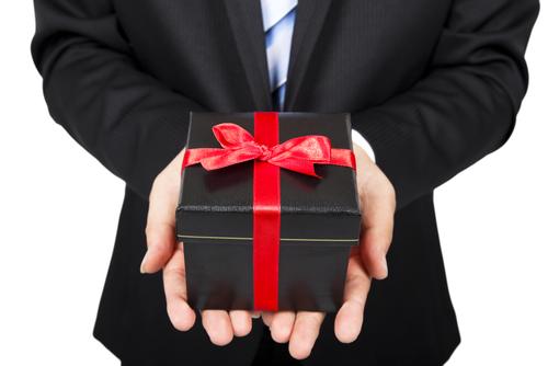 Los regalos como gastos de representación