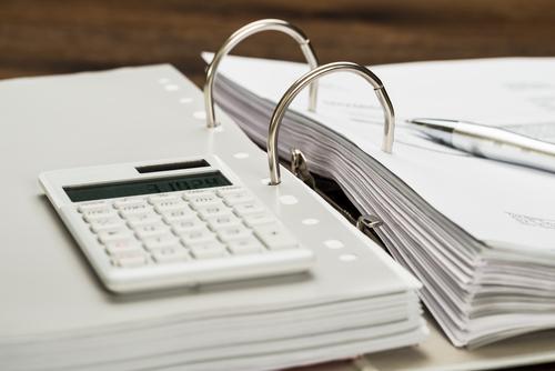 facturas para hacer el IVA del modelo 390 de la AEAT