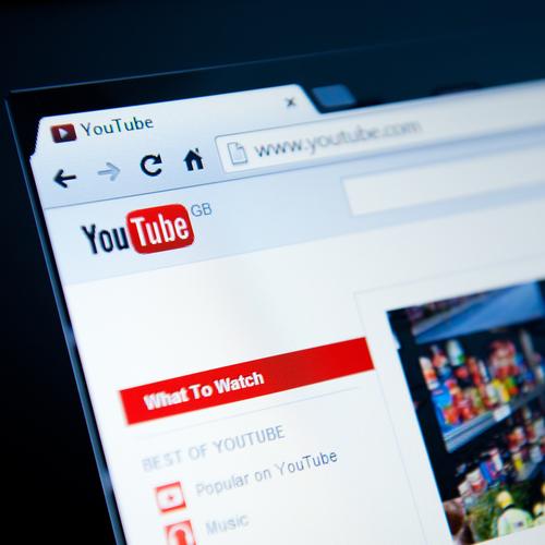Impuestos por los ingresos de YouTube
