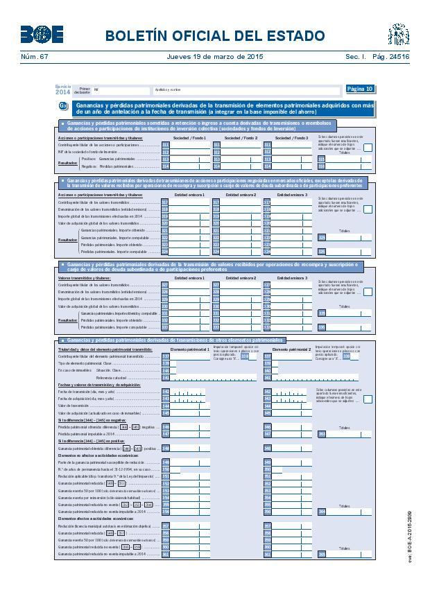 Modelo 100 Renta 2014 pagina 10