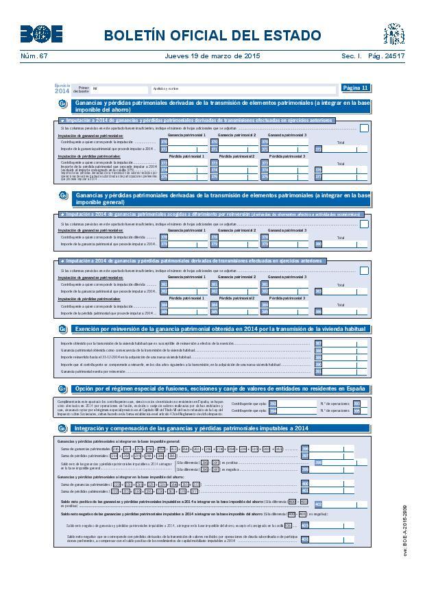 Modelo 100 Renta 2014 pagina 11