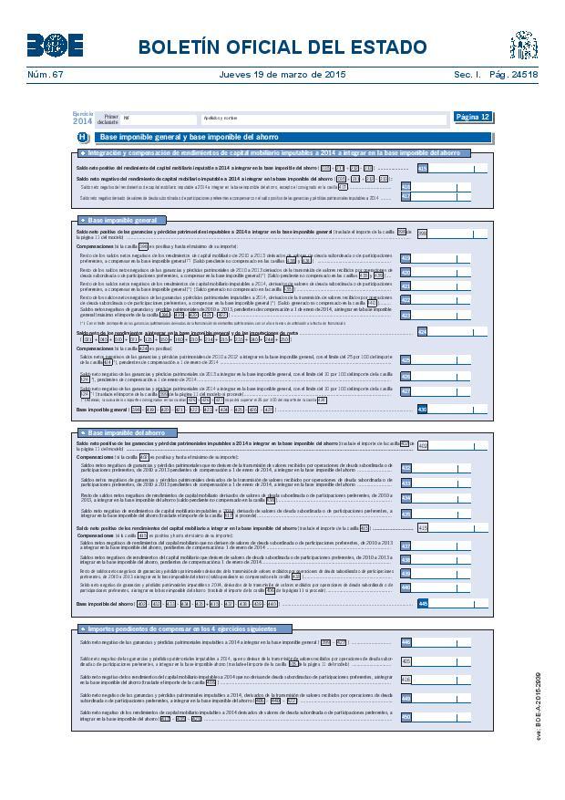 Modelo 100 Renta 2014 pagina 12
