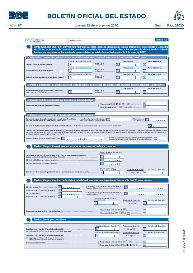Modelo 100 Renta 2014 pagina 17