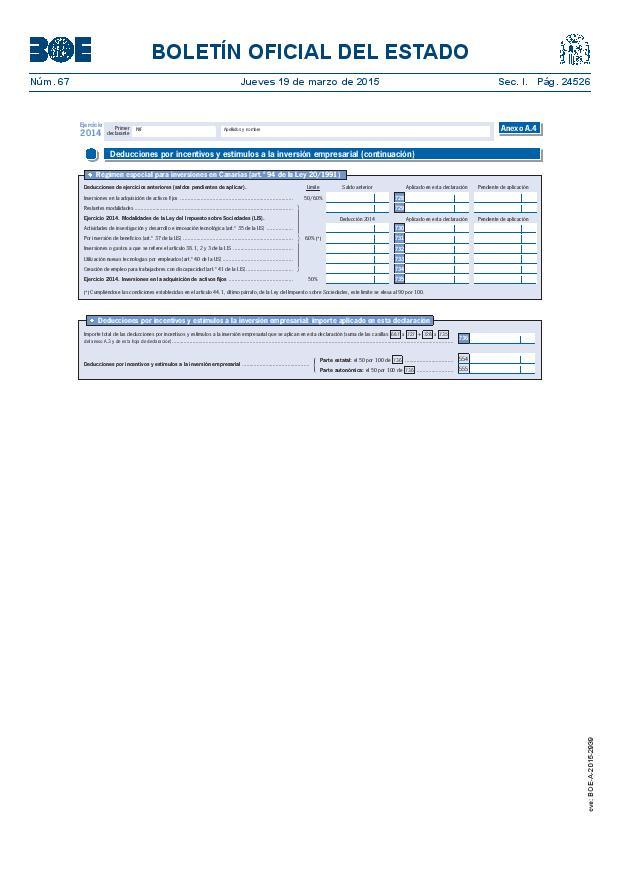Modelo 100 Renta 2014 pagina 20