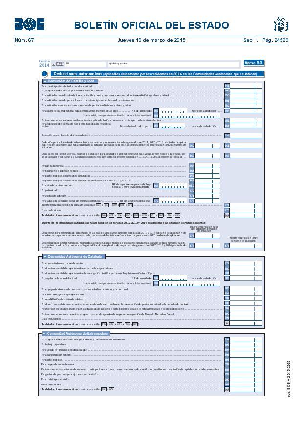 Modelo 100 Renta 2014 pagina 23