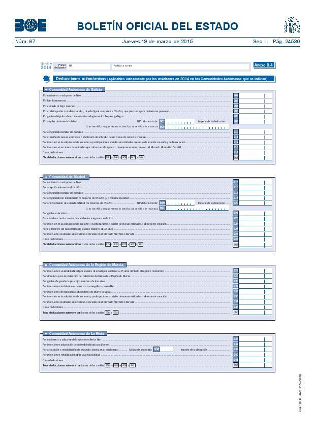 Modelo 100 Renta 2014 pagina 24