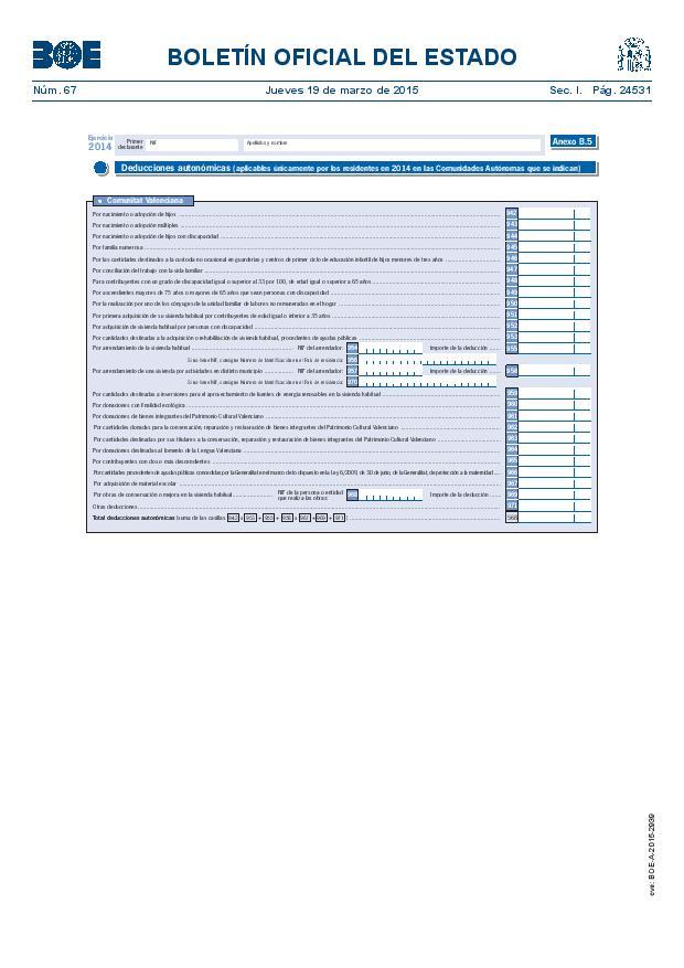Modelo 100 Renta 2014 pagina 25