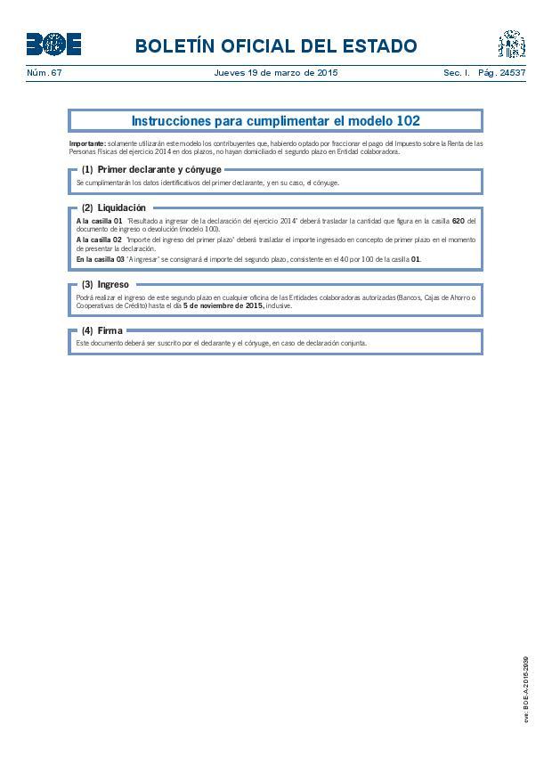 Modelo 100 Renta 2014 pagina 31