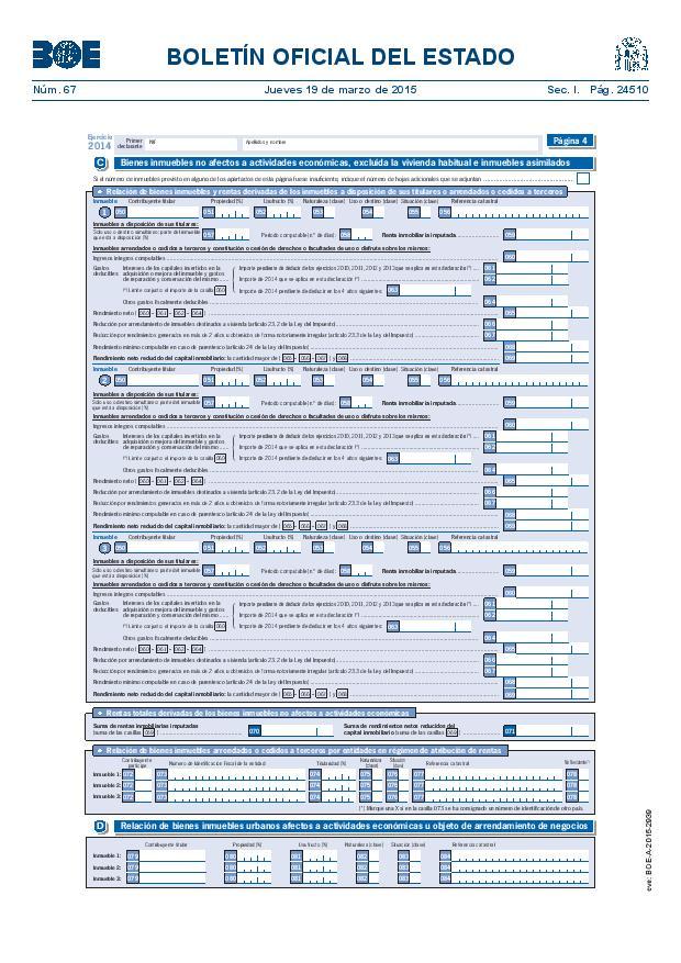 Modelo 100 Renta 2014 pagina 4