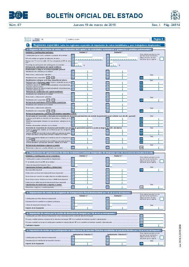 Modelo 100 Renta 2014 pagina 8