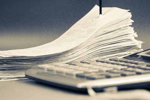 Como hacer una factura simplificada
