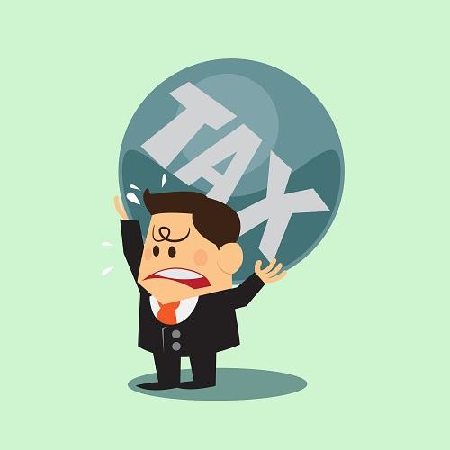 La presion fiscal en España