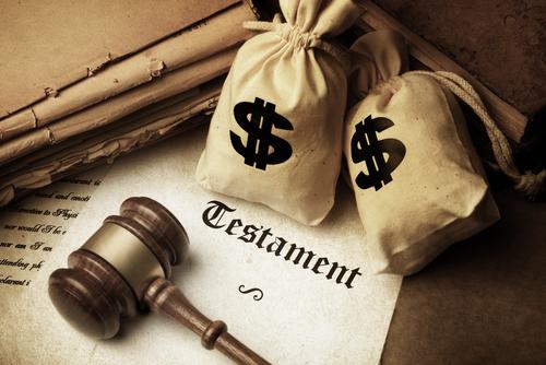 Cobrar una herencia Impuestos