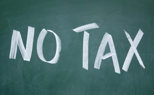 Exentos de pagar el impuesto sobre sociedades