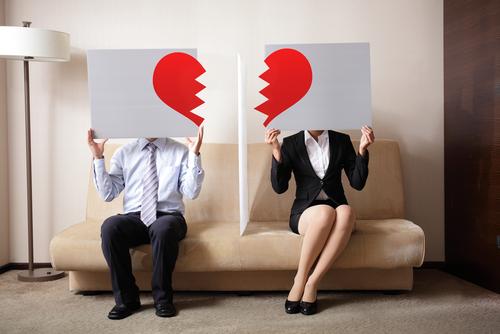 Divorcio ante notario e impuestos