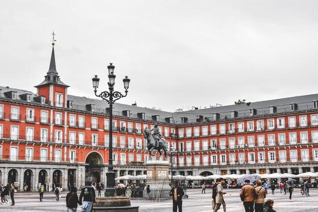 bajada de IRPF en Madrid