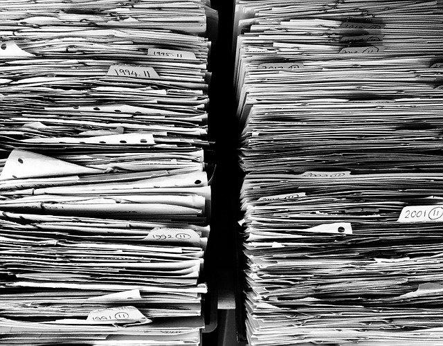 cuanto tiempo guardar los documentos de la renta