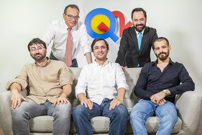 Carlos Alcántara, fundador y CEO de Q12Trivia
