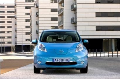 Nissan Leaf Smart City Expo World Congress de Barcelona