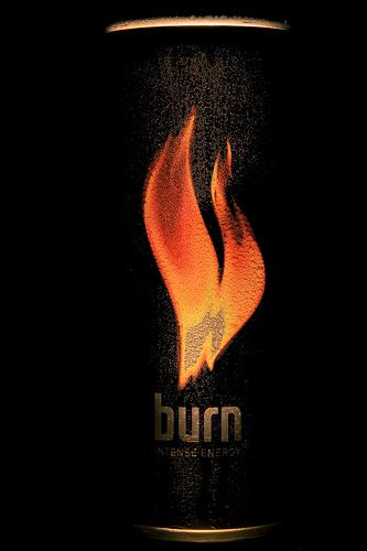 lata burn nuevo patrocinador formula 1
