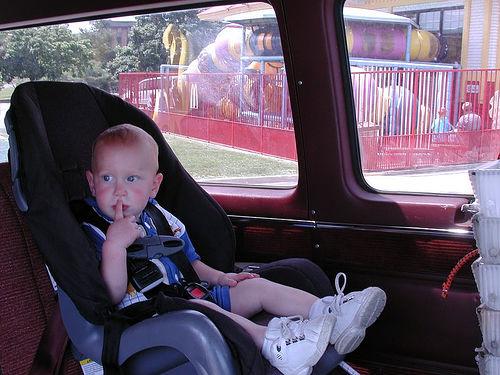 sillita para coche seguridad bebes