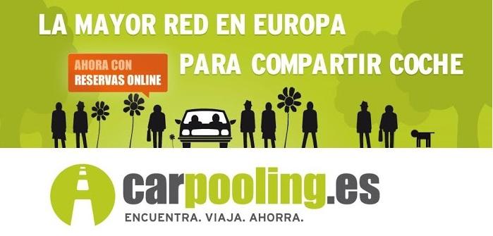 compartir coche carpooling
