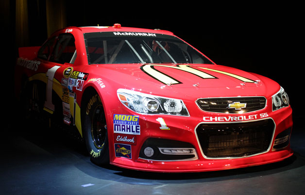 Chevrolet SS NASCAR