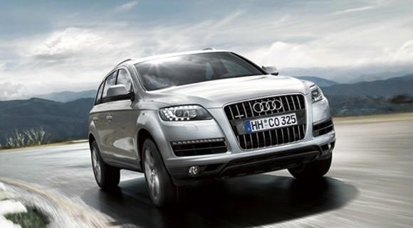 Audi Q7 Advanced Edition