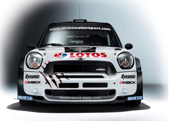 Mini-WRC-Lotos
