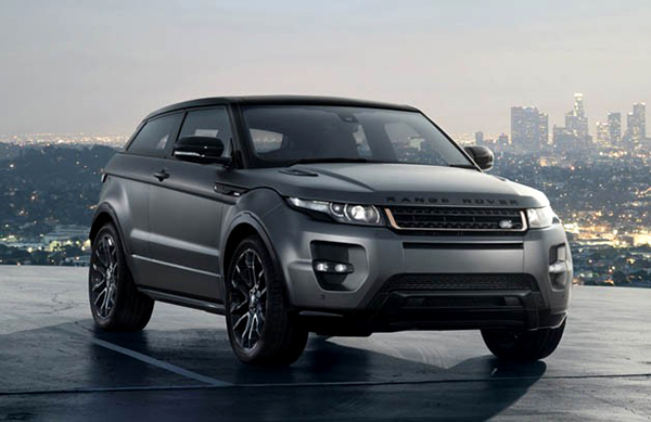 range rover evoque 2013 un 4x4 de referencia. Black Bedroom Furniture Sets. Home Design Ideas
