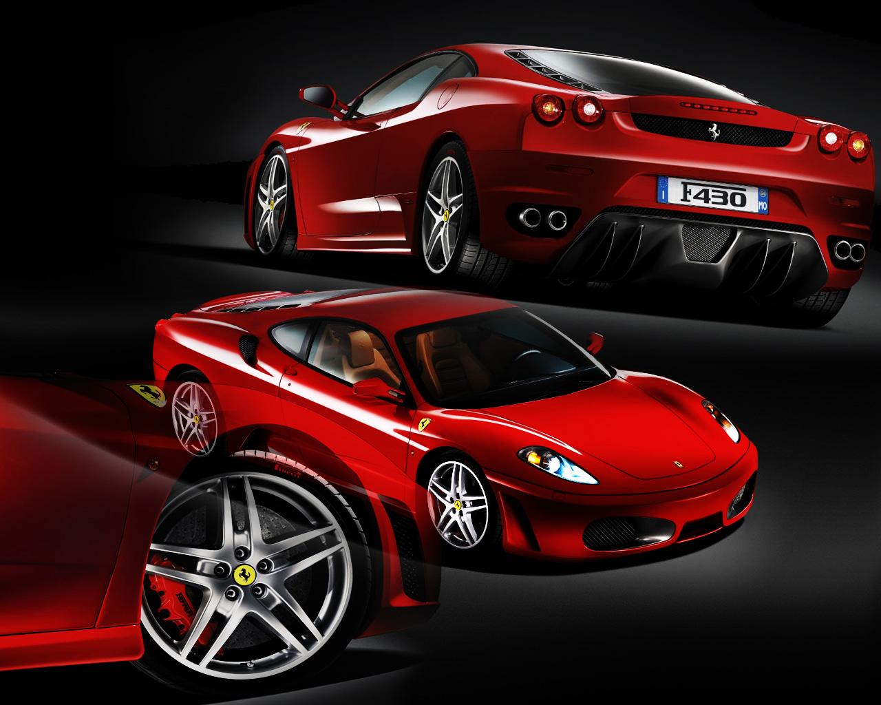 Ferrari F430 Wallpaper Kmph