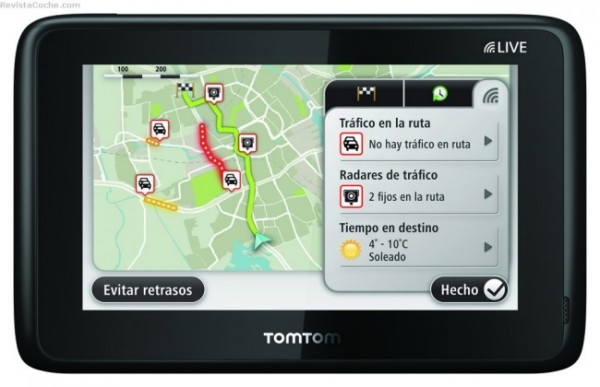 tomtom hd traffic nuevo servicio por defecto en los coches toyota. Black Bedroom Furniture Sets. Home Design Ideas