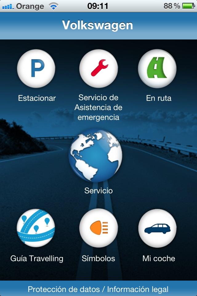 Volkswagen Service App