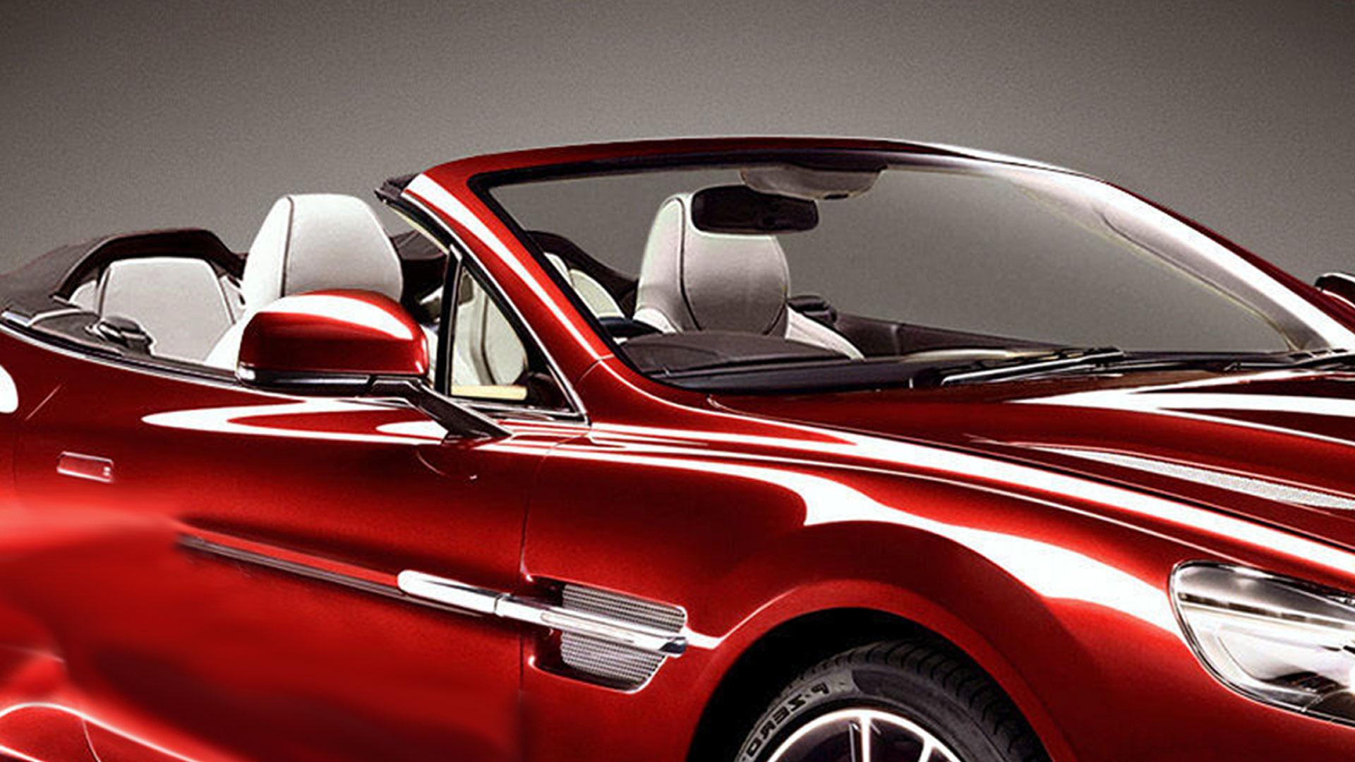 Aston Martin Vanquish Volante Interior Kmph