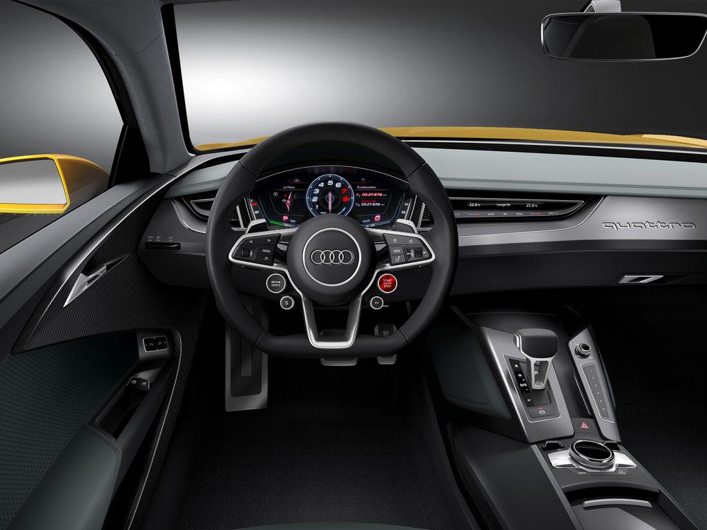 Audi Sport Quattro Concept II