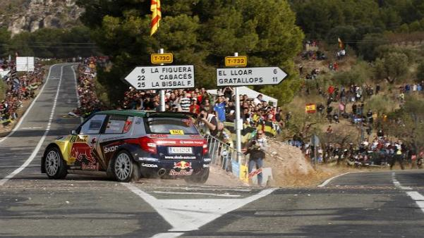 Lista de inscritos del Rally de Catalunya