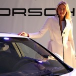 Porsche Panamera by Maria Sharapova