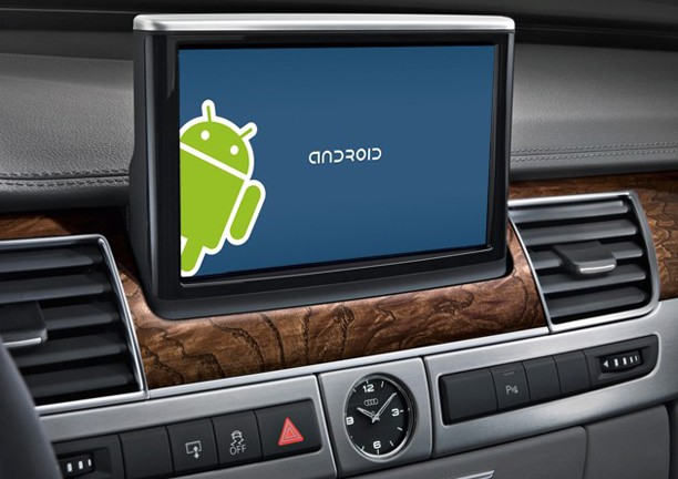 coche android