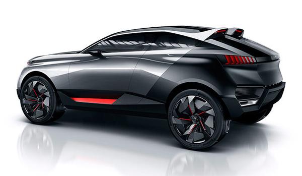 Peugeot Quartz
