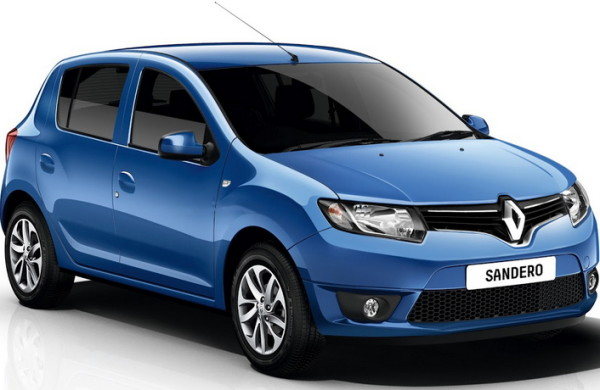 dacia sandero coche m s vendido en agosto de 2014. Black Bedroom Furniture Sets. Home Design Ideas