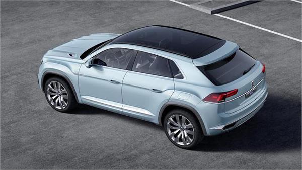 Volkswagen Cross-coupé GTE
