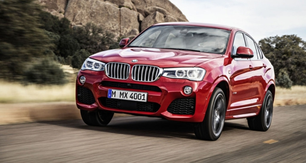 BMW X4, un SUV espectacular