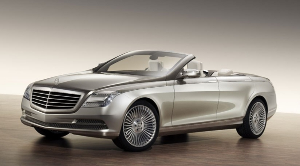 Mercedes Clase S cabriolet