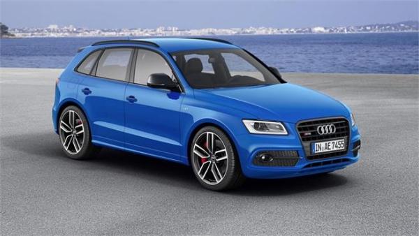 Audi SQ5 TDI Plus