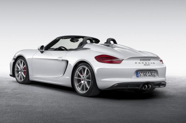 El nuevo Porsche Boxster 718
